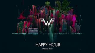 Weezer - Happy Hour (Odyssey Remix) [Official Audio]