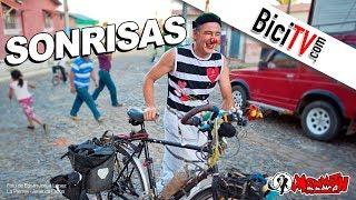 biciclown que empiece el show la vuelta al mundo en bicicleta