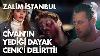 Civan'ın yediği dayak Cenk'i delirtti! - Zalim İstanbul 3. Bölüm