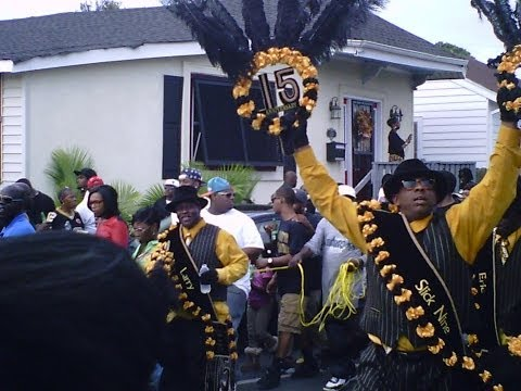 9 TIMES SECOND LINE PARADE 15th ANNIVERSARY