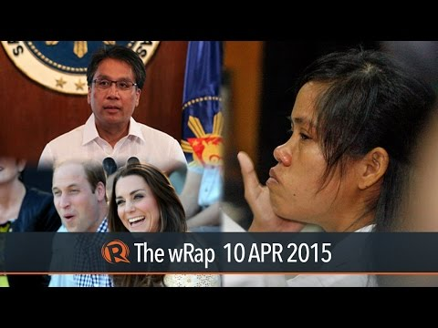 Indonesia death row, Roxas on Binay, William and Kate | The wRap