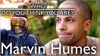 Marvin Humes Shocking Slave Owner History | Who Do You Think You Are