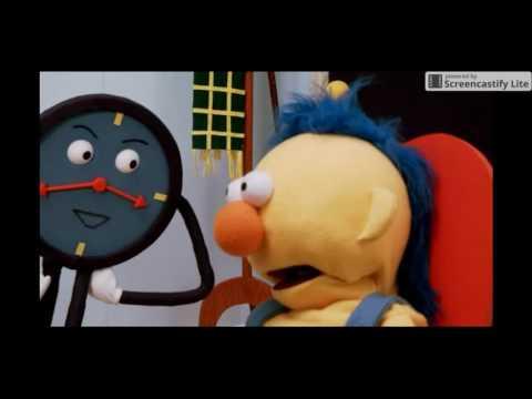 [DHMIS] Tony the talking clock - MEH! MEH! MEH! MEH MEH!