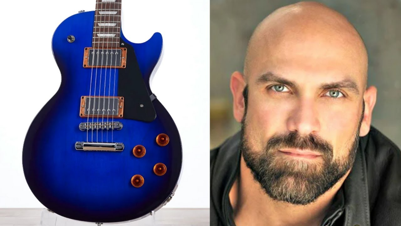 The Perfect Guitar for Bald Guys | Guitar Hunting the Gibson Demo Shop