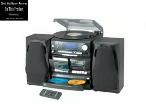 Memorex® 5  in  1 Deluxe Stereo System, Best Sellers