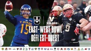 2018 U SPORTS Valero East-West Bowl
