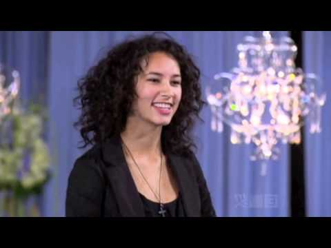New Zealand's Next Top Model Teresa Moore Judge on Cycle 3
