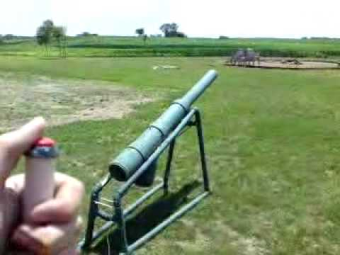 Carbide Cannon 4th of July 2010 test
