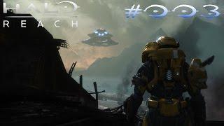 HALO REACH #003 - Diese Allianz! | Let's Play Halo Reach (Deutsch/German)