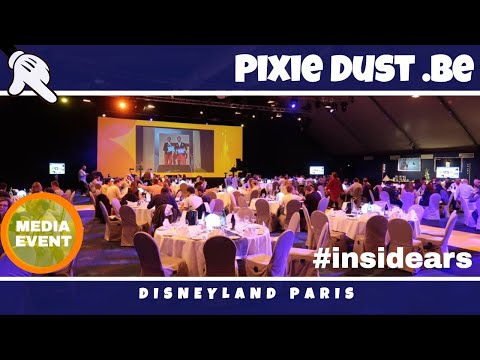 Insidears Event Disneyland Paris FULL PRESENTATION new attractions, events & entertaiment !