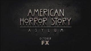 American Horror Story Asylum - Trailer