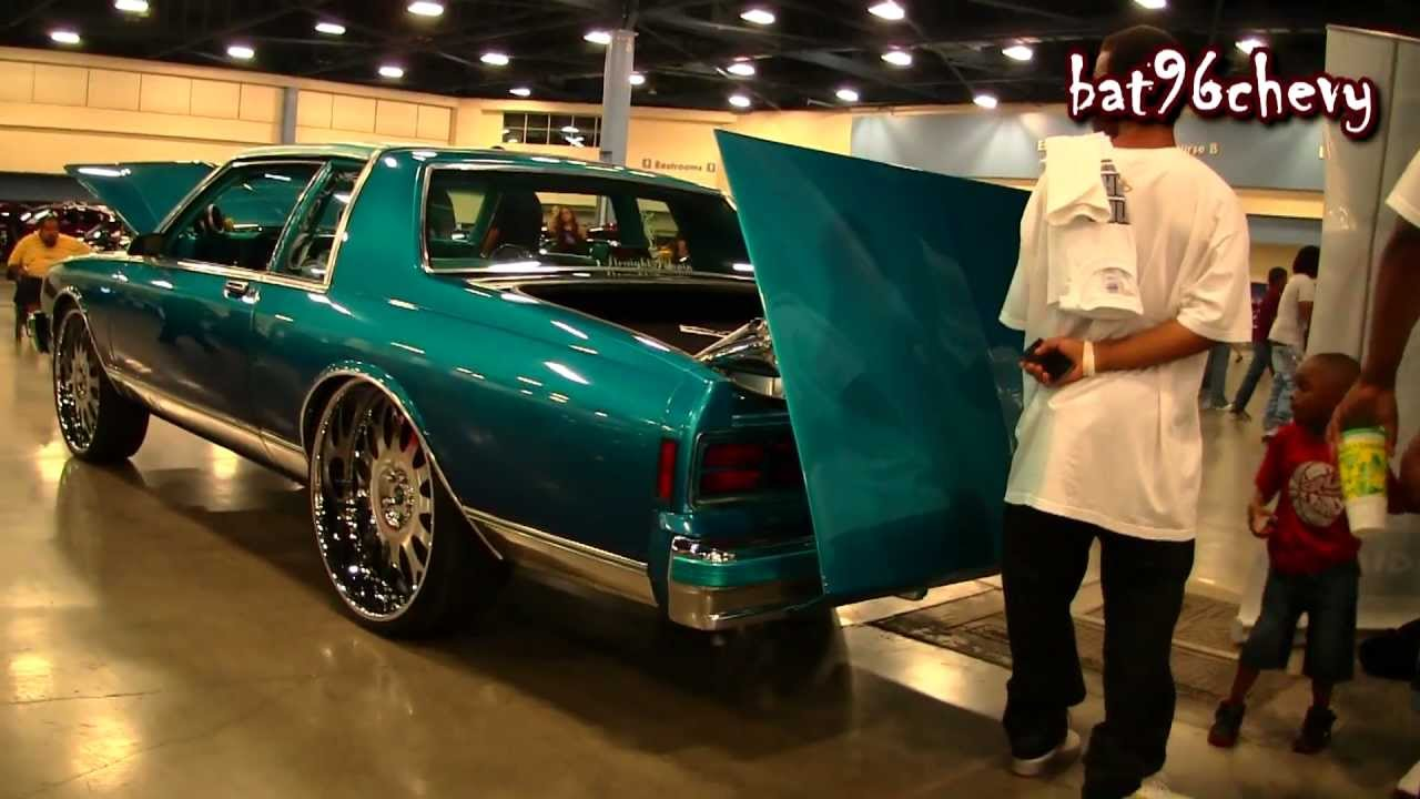 2 Door Box Chevy on 26S - Candy Teal Dr Box Chevy Caprice Landau On P Hd Youtube - 2 Door Box Chevy on 26S