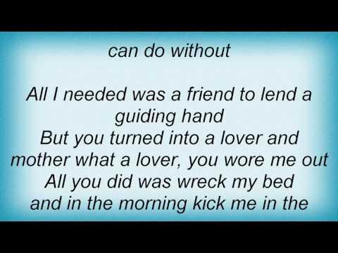 Rod Stewart - Maggie May Lyrics