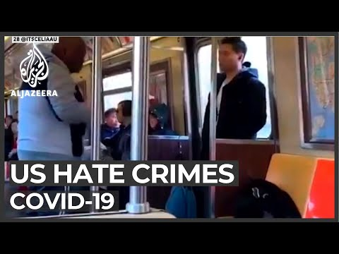 COVID-19: Hate Crimes Against Asians On The Rise In US