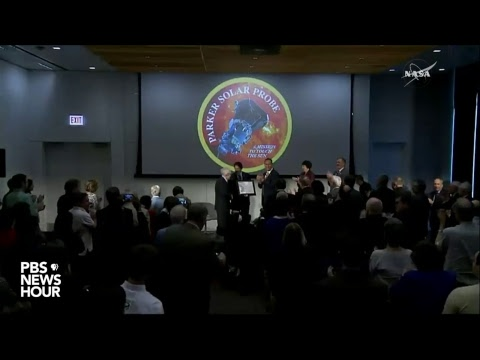 WATCH LIVE: NASA to announce mission for sun-orbiting probe