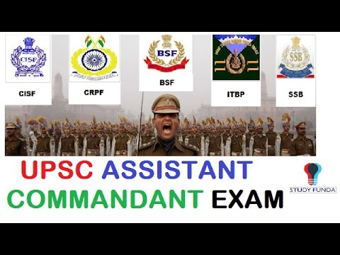 A.C/1-CAPF-Assistant Commandant Exam-2017
