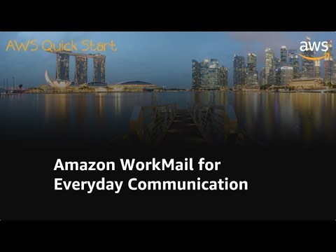 Amazon Workmail for Your Everyday Communication