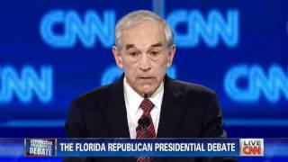 cnn rpof hln republican presidential debate university of n fl jacksonville january 26 2012
