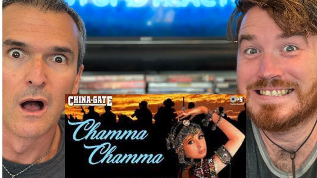 Chamma Chamma    Urmila Matondkar   Alka Yagnik   China - Gate   REACTION!!