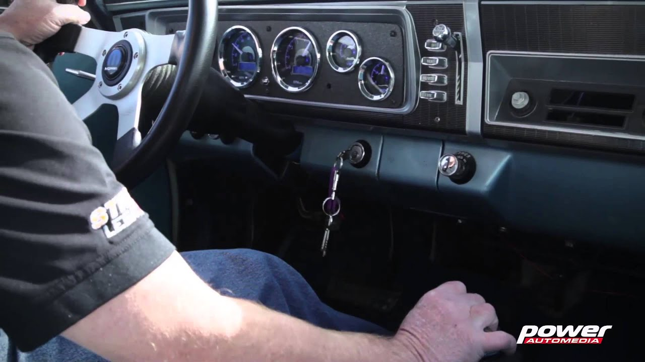 Bm Automatic Shifters Design Engineering And Durability Testing