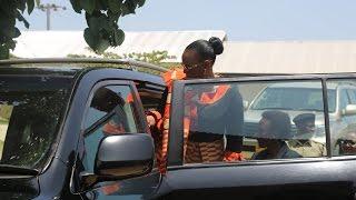 Mke wa Rais Magufuli leo kasema byebye kwa shule ya msingi aliyokua akiifundisha