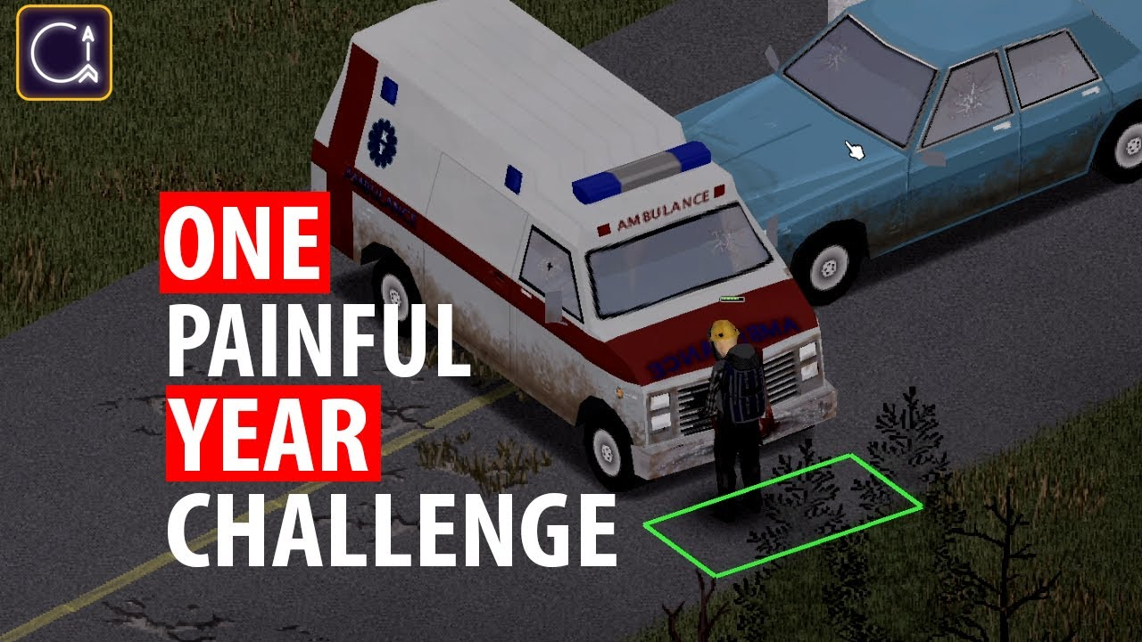 Crate-tastic   One Painful Year Challenge   PROJECT ZOMBOID BUILD 41!   Ep 21
