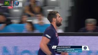 Best goal - September : Luka Karabatic after a great collective movement against Zagreb