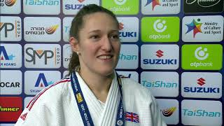 78kg: POWELL Scores for the Third Time at a Grand Prix