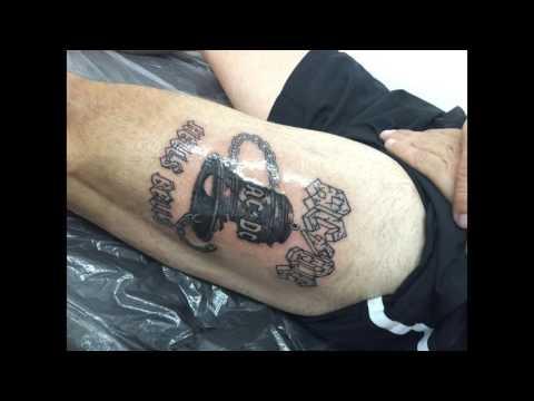 Tatuaje Ac/Dc, Hells Bells