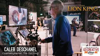 The Lion King and Virtual Filmmaking (with Caleb Deschanel) GCS179