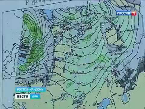 В ближайшие дни на Дону сохранится морозная погода