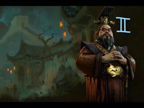 Civilization 6 gameplay China part 2
