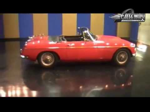 1967 MGB Roadster for sale at Gateway Classic Cars in IL