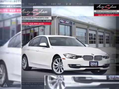 2014 BMW 3 Series | Auto Select Toronto | WBA3C3C54EF986700 12MW3ML