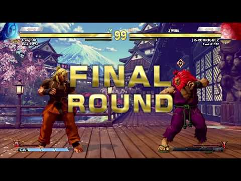 STREET FIGHTER V ARCADE EDITION PIKACHUAKUMA'S STREAM #2