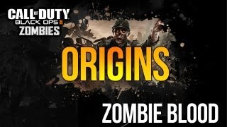 What does the Zombie Blood Perk do? Black Ops 2 Origins