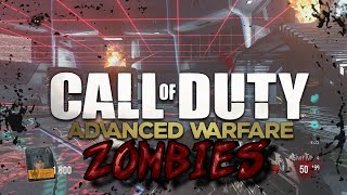 Call Of Duty: Exo Zombies 'DESCENT' First Run Playthrough! (Part 2)