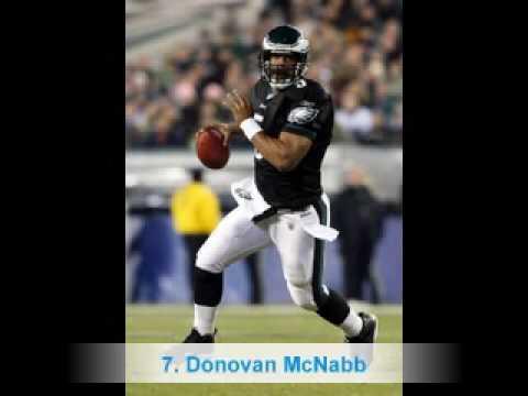 Top 10 Fantasy Quarterbacks - 2009 NFL Season