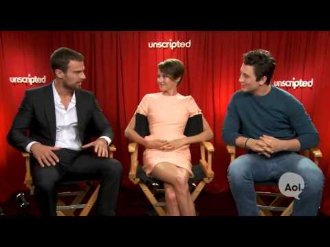 Cast of Divergent (Part 1 of 2) - Cineplex Interview from YouTube · Duration:  3 minutes 40 seconds