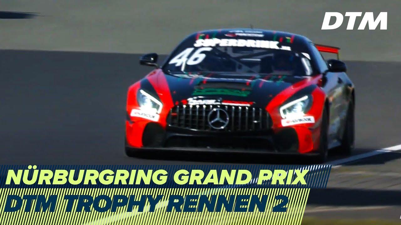 RE-LIVE   DTM Trophy Rennen 2 - Nürburgring Grand Prix 2020