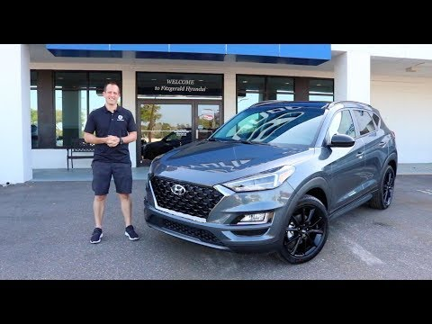 Is the 2019 Hyundai Tucson Night Edition a Home RUN for the MONEY?