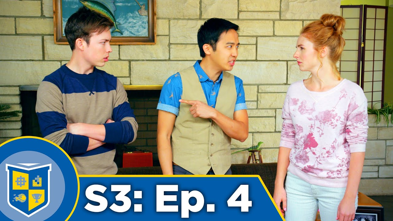 Video Game High School Vghs S3 Ep 4 Youtube