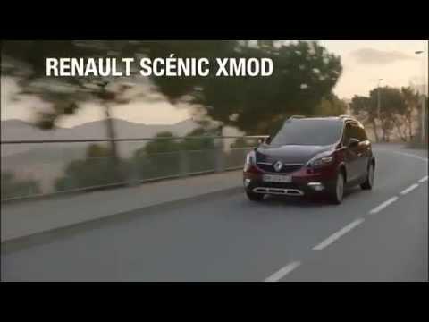 Canción del anuncio de Renault Scénic Renace