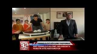 Teknoloji Kulübü, Gelendost ilçesinde Robotik Atölyesi Kurulmasına Destek Oluyor