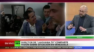 """""""La autoproclamación de Guaidó es una de las mejores estructuraciones mediáticas de EE.UU."""""""