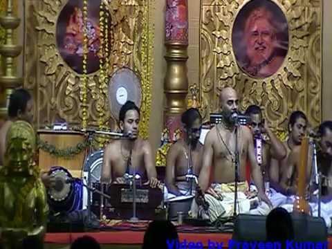 Shri. Vittal Das Jayakrishna Dikshithar - Namasankeerthanam - Malliyur Mahaganapathi Temple