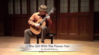 """The Girl with the Flaxen Hair"" by C. Debussy"