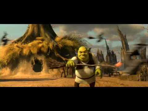 Shrek a vége, fuss el véle magyar bemutató 2 - Shrek Forever After trailer 2 videó letöltés