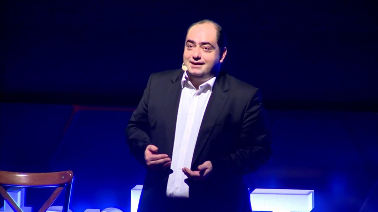 Nihayet Konuştum   Özer Atik   TEDxIstanbulTechnicalUniversity