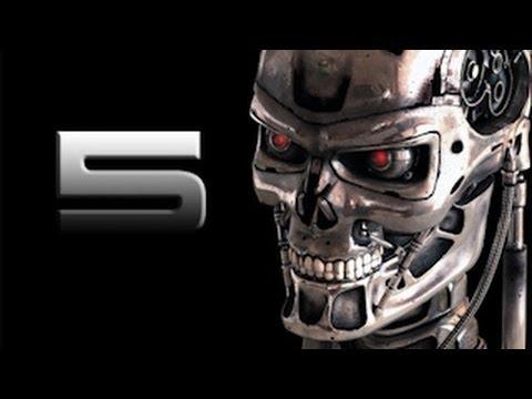 Terminator 5 Is Here Starring Arnold Schwarzenegger